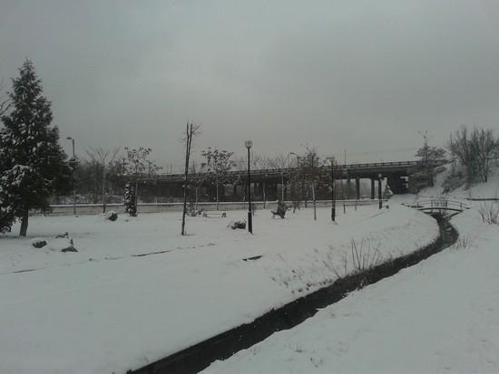 Чапаевский мост во Владикавказе