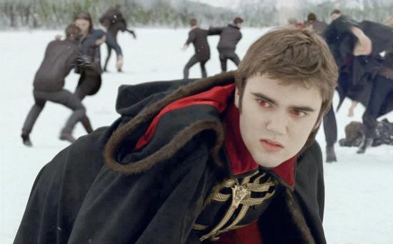 Алек (Кэмерон Брайт) в фильмах Сумерки (The Twilight Saga, 2009-2012)