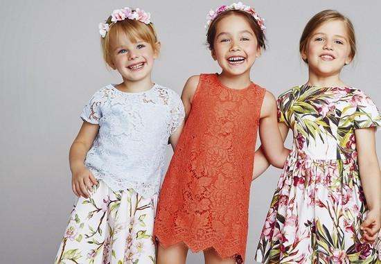 Дизайнерская одежда для детей