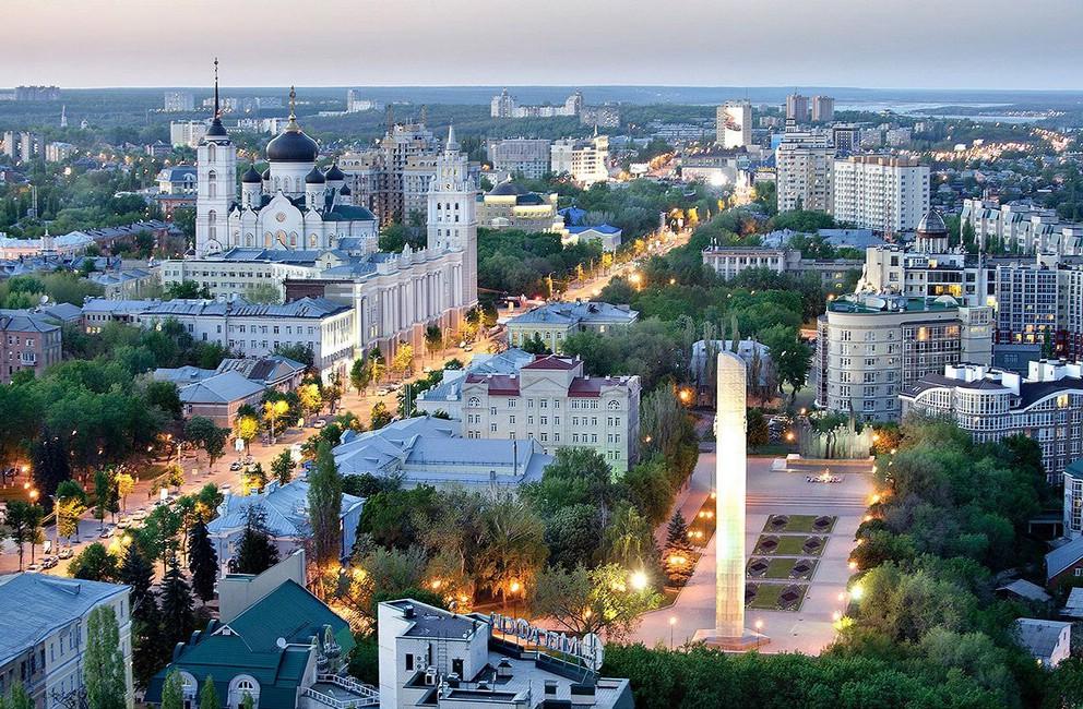 Где остановиться в Воронеже