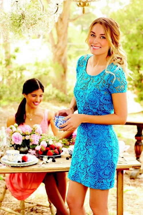 Гостья на свадьбе: что надеть весной