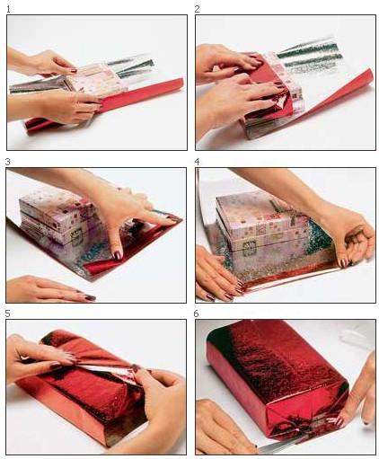 Как красиво и оригинально упаковать женский подарок