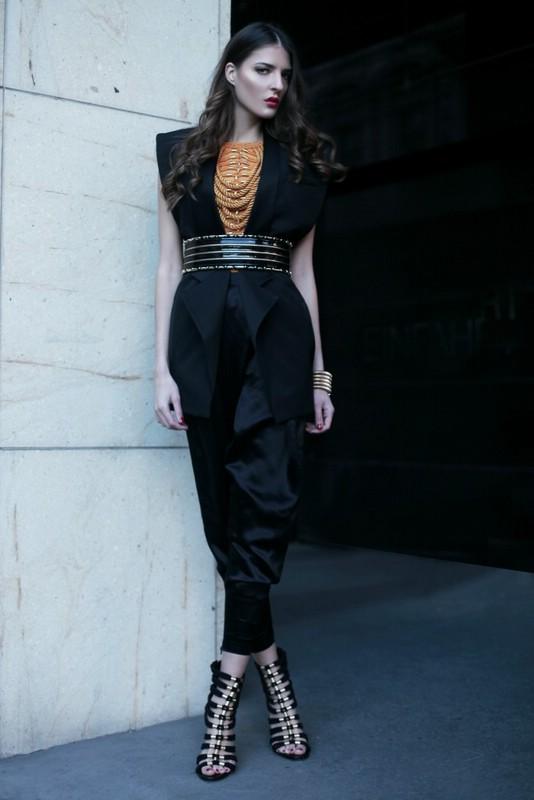 Как одеться в авангардном стиле