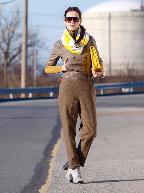 Как сбалансировать тяжелые бедра при помощи одежды