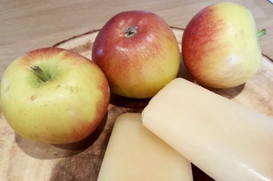 Как сделать фруктовый лёд