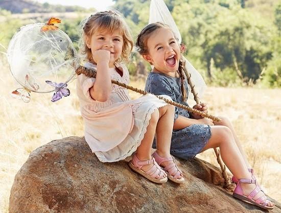 Как выбрать летнюю детскую обувь