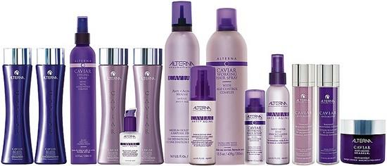 Косметика для волос Alterna
