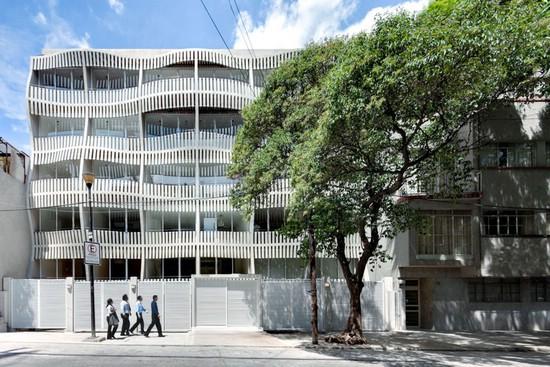 Kiral Apartments, Mexico