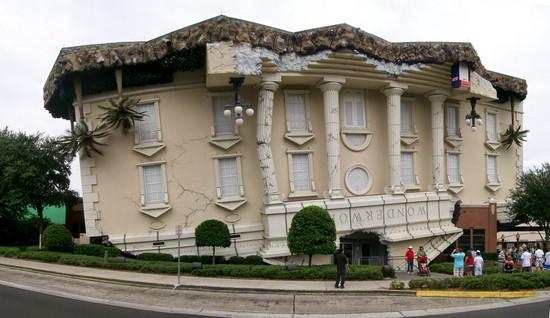 Wonderworks Museum, Florida