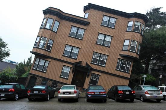Tilted House, San Francisco
