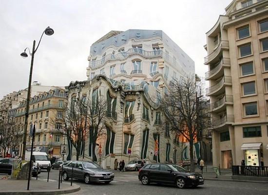 Melting House, Paris