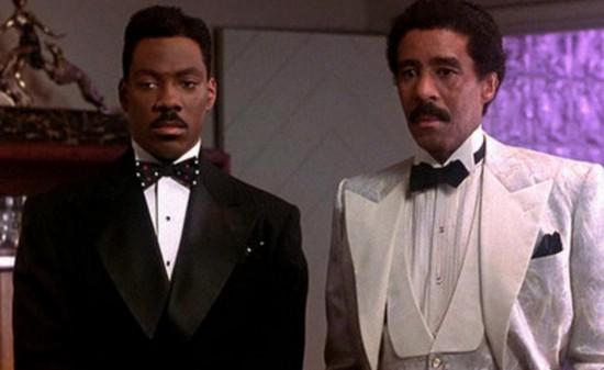 Эдди Мёрфи и Ричард Прайор в фильме Гарлемские ночи (Harlem Nights, 1989)