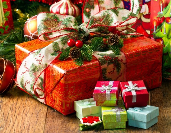 Новогодний подарок любимому