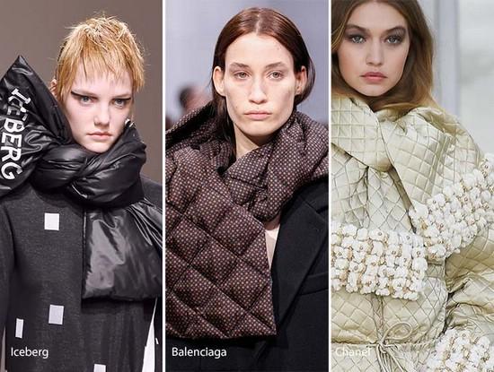 Модные направления в аксессуарах для осени и зимы 2016-2017