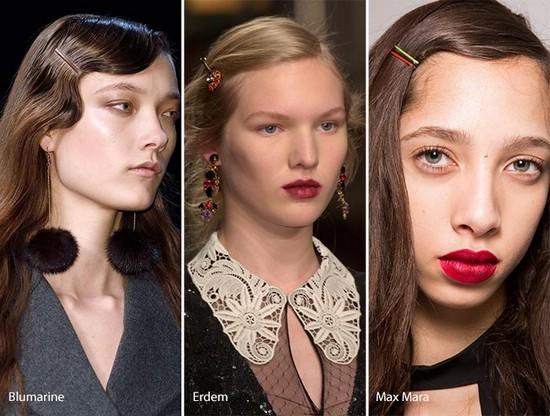 Модные тенденции в аксессуарах для волос для предстоящей осени и зимы