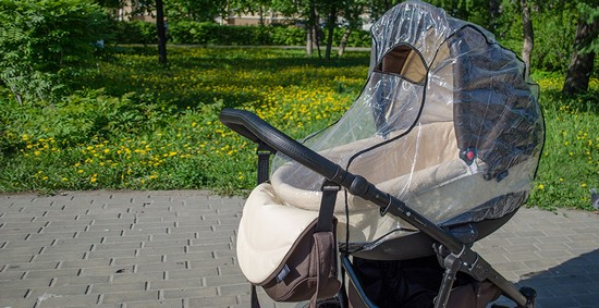 Погодные аксессуары к коляске
