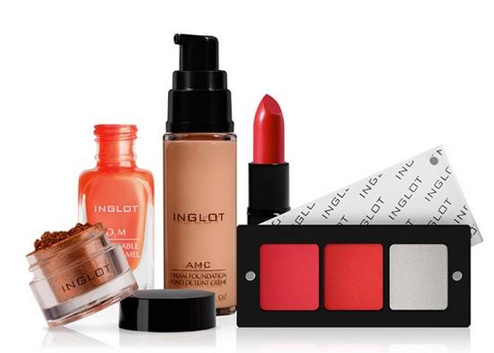 Профессиональная косметика для макияжа INGLOT