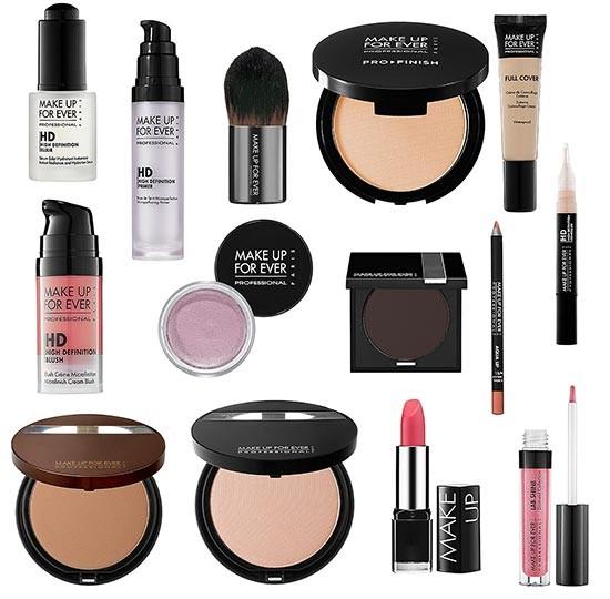 Профессиональная косметика для макияжа MAKE UP FOR EVER