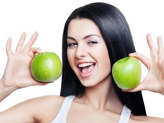 Разгрузочные дни для похудения на яблоках