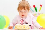 Развитие ребёнка в 2 года