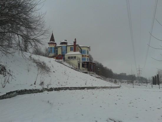 Ресторан «Жар-птица» во Владикавказе
