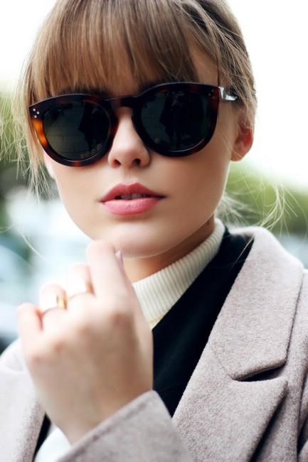 Солнцезащитные очки под форму лица