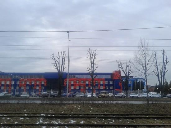 Торговый комплекс «Арктика» во Владикавказе