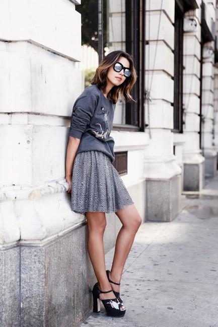 В моде вышивка на одежде и аксессуарах