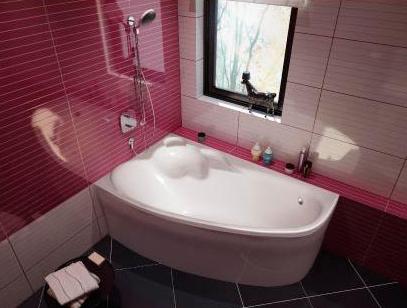 Виды сантехники для ванны